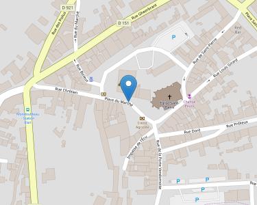 Adresse CPAM du Loir-et-Cher - accueil de Mondoubleau