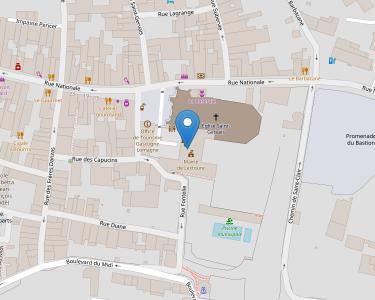 Adresse CPAM du Gers - accueil de Lectoure
