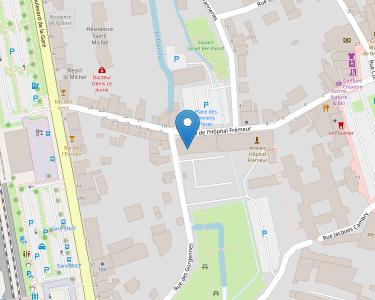 Adresse CPAM du Finistère - accueil de Quimperlé