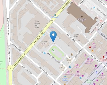 Adresse CPAM du Finistère - accueil de Brest - Centre ille