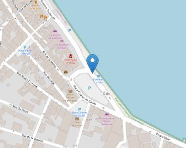 Adresse CPAM du Finistère - accueil de Camaret-sur-Mer