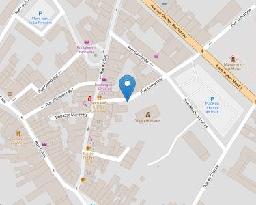 Adresse CPAM de Haute-Vienne - accueil de Bellac