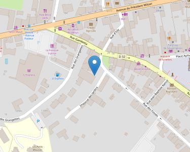 Adresse CPAM de Haute-Vienne - accueil d'Aixe-sur-Vienne