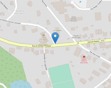 Adresse CPAM de Haute-Vienne - accueil d'Ambazac