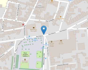 Adresse CPAM du Lot-et-Garonne - siège d'Agen