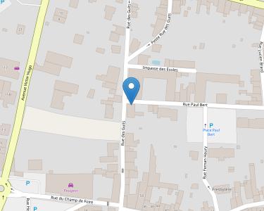 Adresse CPAM de Charente-Maritime - accueil de Jonzac