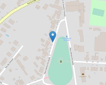 Adresse CPAM de Saône-et-Loire - accueil de Gueugnon