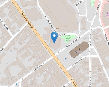 Adresse CPAM de l'Allier - accueil de Montluçon