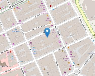Adresse CPAM des Alpes-Maritimes - accueil de Nice - Centre