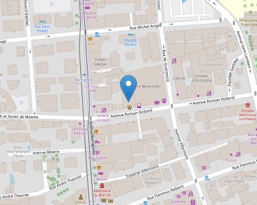 Adresse CPAM des Alpes-Maritimes - siège de Nice