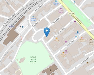 Adresse CPAM des Alpes-Maritimes - accueil de Menton