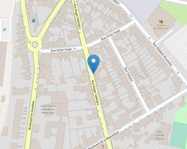 Adresse CPAM des Deux-Sères - accueil de Bressuire
