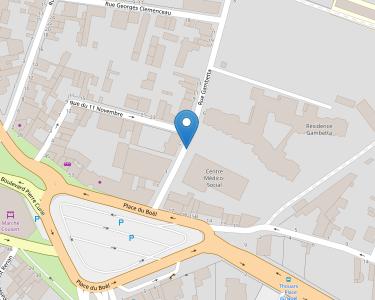 Adresse CPAM des Deux-Sères - accueil de Thouars