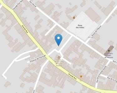Adresse CPAM des Deux-Sères - accueil de Sauzé-Vaussais