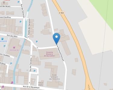 Adresse CPAM de Meuse - accueil de Vaucouleurs