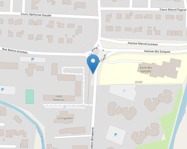 Adresse CPAM du Vaucluse - accueil de L'Isle-sur-la-Sorgue