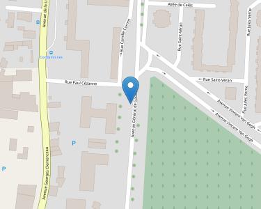 Adresse CPAM du Vaucluse - accueil de Caaillon
