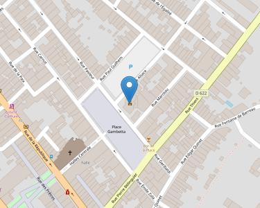 Adresse CPAM de Haute-Garonne - accueil de Villefranche-de-Lauragais