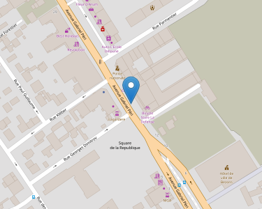 Adresse CPAM du Val d'Oise - centre de Bezons