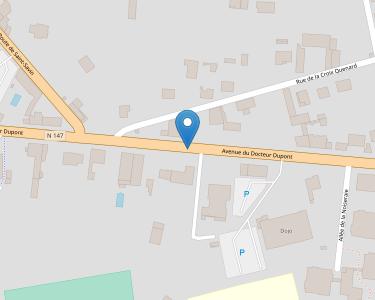Adresse CPAM de la Vienne - accueil de Lussac-les-Châteaux