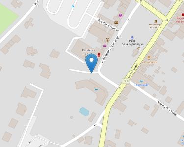Adresse CPAM de la Vienne - accueil de La Roche-Posay
