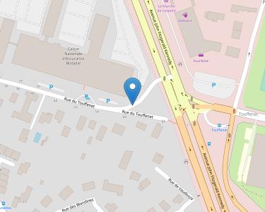 Adresse CPAM de la Vienne - siège de Poitiers