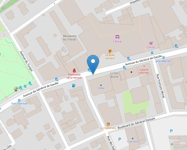Adresse CPAM de Haute-Saoie - accueil de Thonon-les-Bains