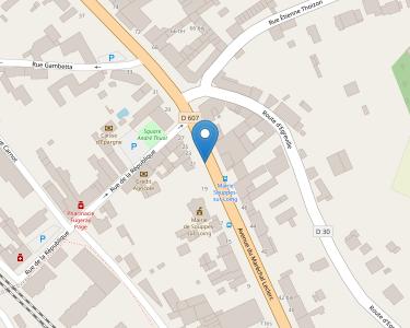 Adresse CCAS DE SOUPPES-SUR-LOING