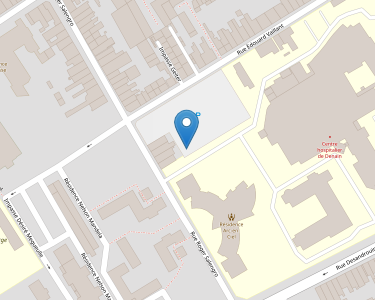 Adresse CPAM du Nord - accueil de Denain