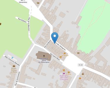 Adresse CPAM du Nord - accueil de Baay