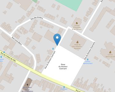 Adresse CPAM du Nord - accueil d'Aulnoye-Aymeries