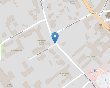 Adresse CPAM du Nord - accueil de Landrecies