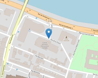 Adresse CPAM de Rouen-Elbeuf-Dieppe - accueil d'Elbeuf
