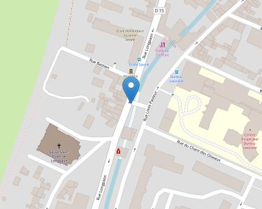 Adresse CPAM de Rouen-Elbeuf-Dieppe - accueil de Darnetal