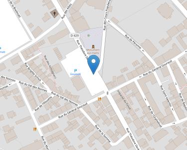 Adresse CPAM du Haut-Rhin - accueil de Guebwiller