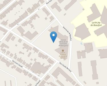 Adresse CPAM de Dordogne - siège de Périgueux