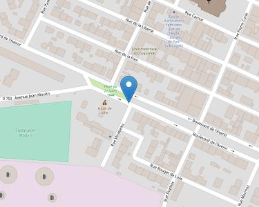 Adresse CPAM de l'Aude - accueil de Port-la-Nouelle
