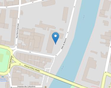 Adresse CPAM de l'Aude - siège de Carcassonne
