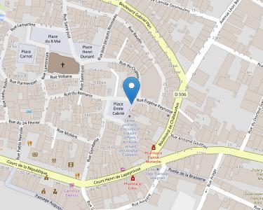 Adresse CPAM de l'Aude - accueil de Lézignan-Corbière