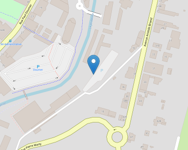 Adresse CPAM du Cantal - siège d'Aurillac