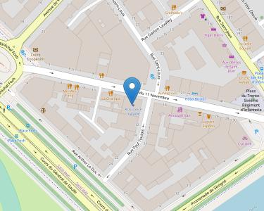 Adresse CPAM du Calados - accueil de Caen - 11-Noembre
