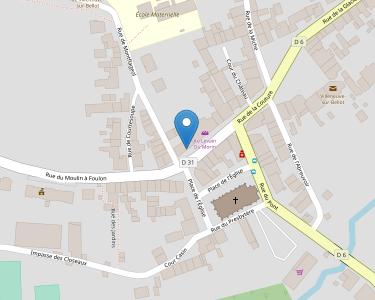 Adresse CCAS DE VILLENEUVE/BELLOT