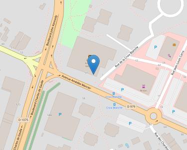 Adresse Caf de l'Ain - MSAP Bourg-en-Bresse
