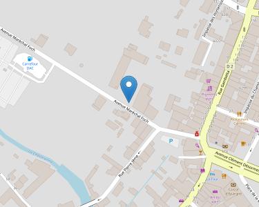 Adresse Caf de l'Ain - MSAP Chatillon-sur-Chalaronne