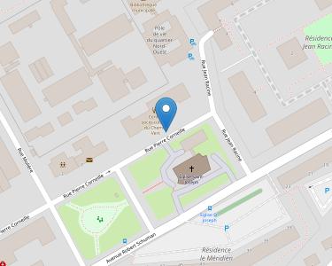 Adresse Caf du Calados - Point-relais Caen