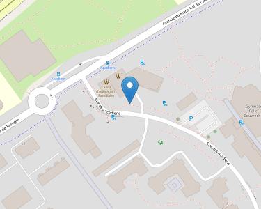Adresse Caf du Calados - MSAP Caen