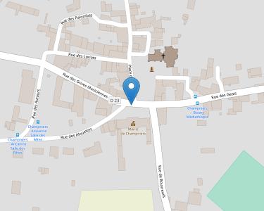 Adresse Caf de la Charente - Point-relais Champniers