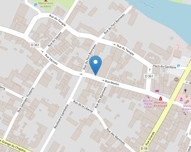 Adresse Caf de la Charente - MSAP Mansle