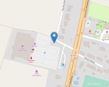 Adresse Caf de la Charente-Maritime - MSAP Mirambeau