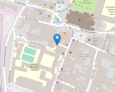 Adresse Caf de la Côte-d'Or - MSAP Dijon